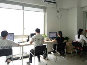遥阳科技办公环境